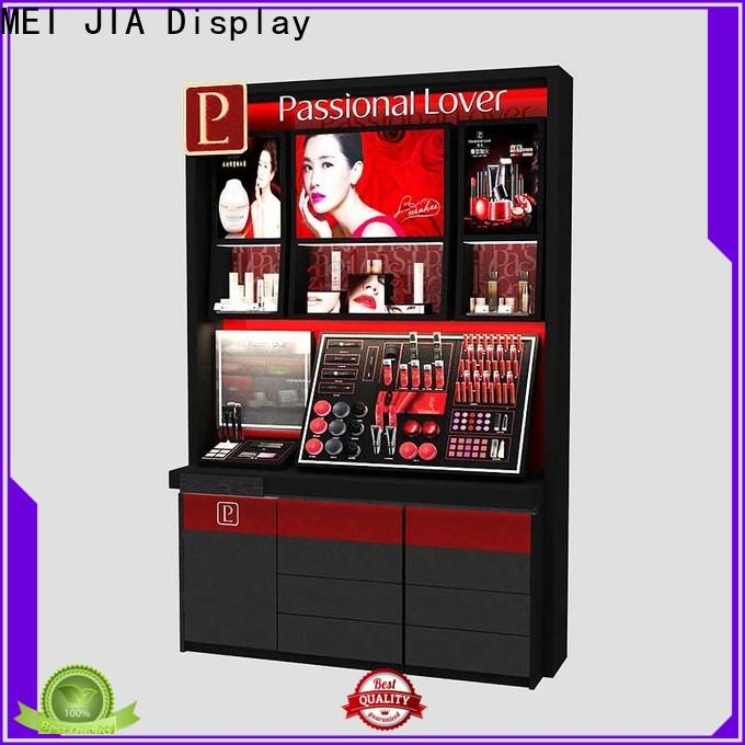 Best cosmetic product display counter suppliers for showroom