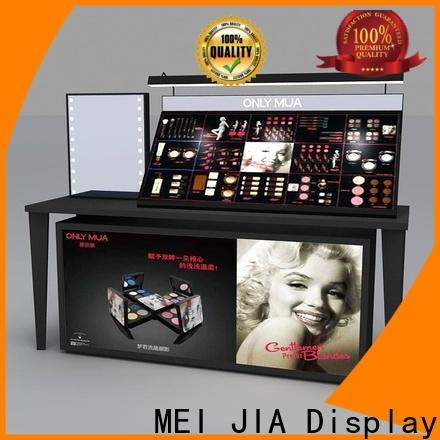 New makeup display cabinet stand supply for shoppe