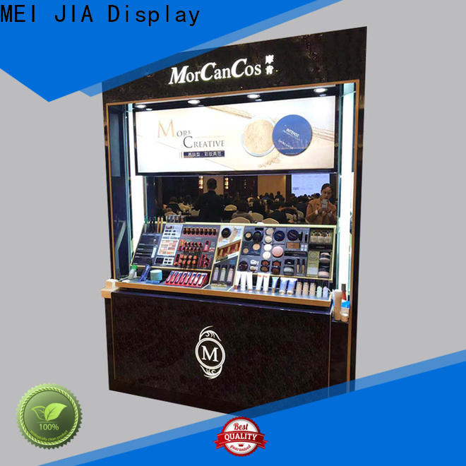 MEI JIA Display shelf makeup display stand manufacturers for shoppe