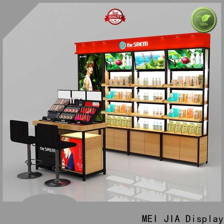 Wholesale acrylic cosmetic display stand stand supply for showroom