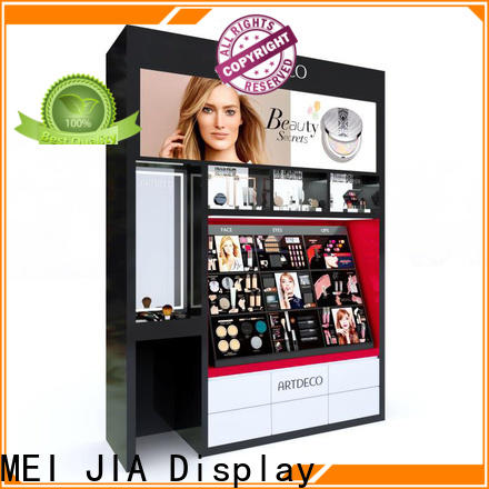MEI JIA Display New acrylic cosmetic display stand for business for counter