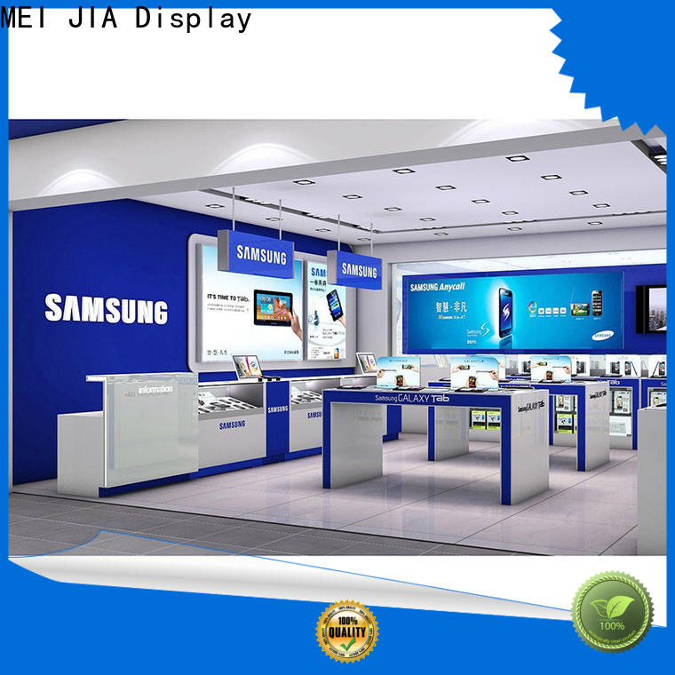 MEI JIA Display display cell phone display case for business for showroom