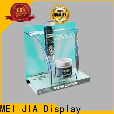 MEI JIA Display artdeco acrylic makeup holder company for shop