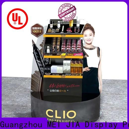 MEI JIA Display Wholesale makeup display cabinet manufacturers for shoppe
