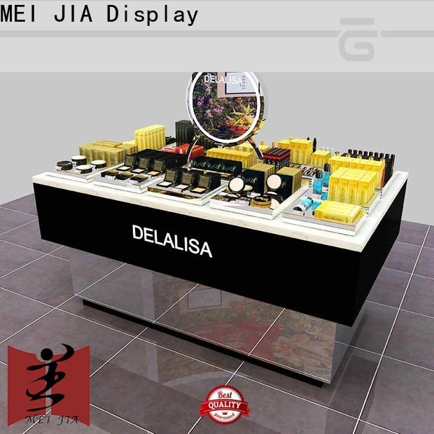 MEI JIA Display Best cosmetic showcase manufacturers for shop