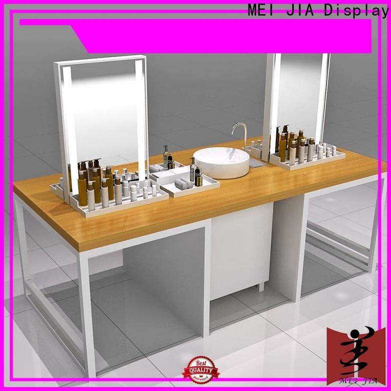 MEI JIA Display Top makeup display stand suppliers for exclusive shop