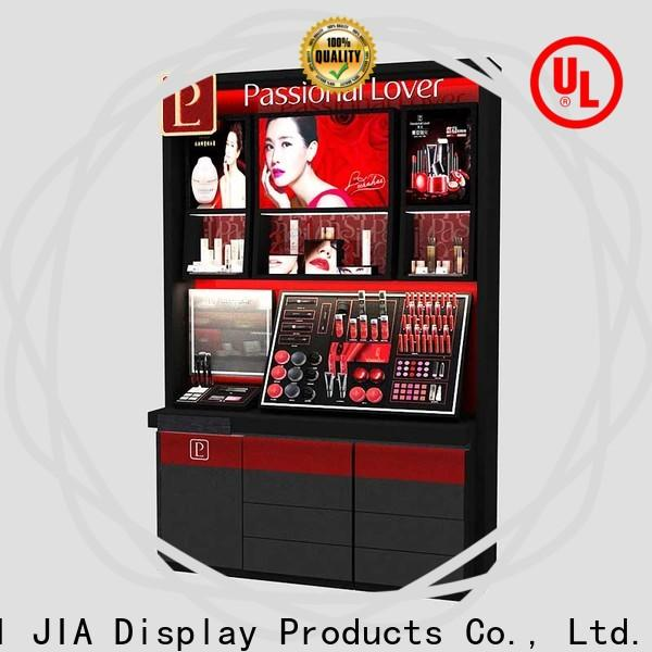 MEI JIA Display cabinet beauty display units factory for showroom