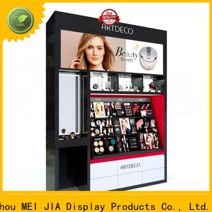 MEI JIA Display skin beauty display units company for store