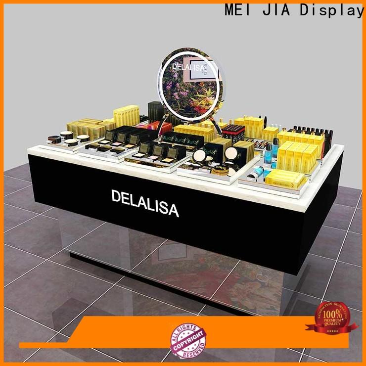 MEI JIA Display skin acrylic makeup display suppliers for store