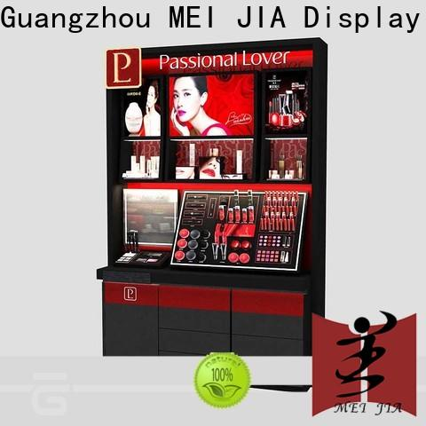 MEI JIA Display High-quality acrylic makeup holder suppliers for showroom