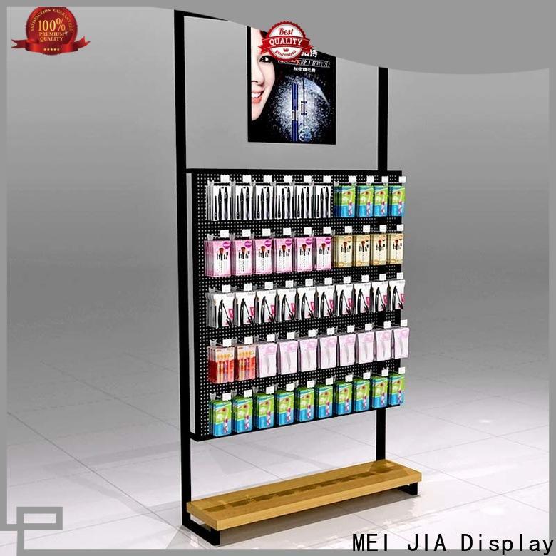 MEI JIA Display artdeco acrylic makeup holder supply for showroom