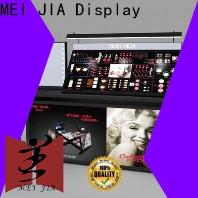 MEI JIA Display retail acrylic makeup holder for business for showroom
