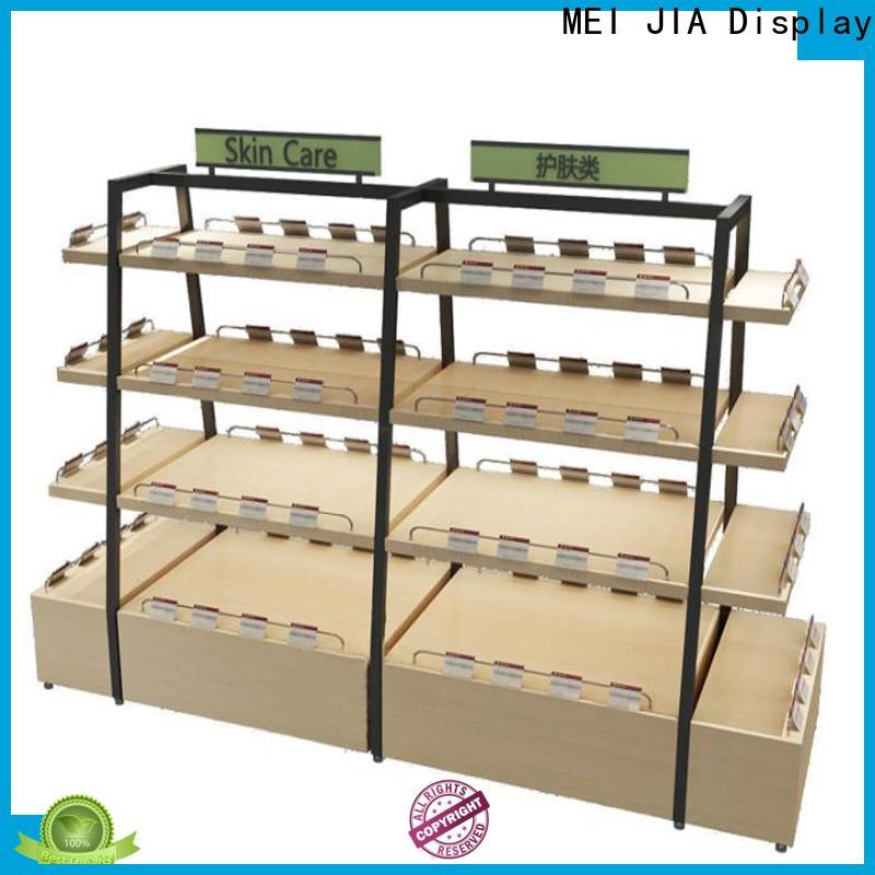 Custom retail display racks supply for retail store