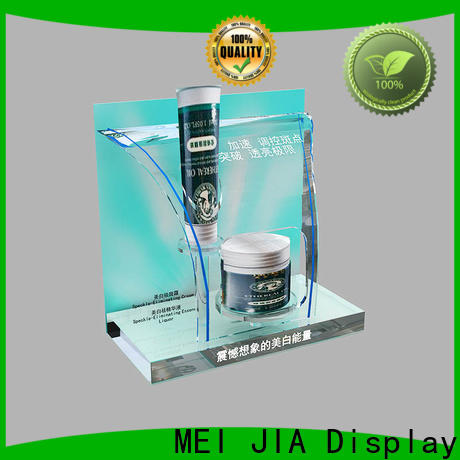 MEI JIA Display Best acrylic cosmetic display stand for business for store
