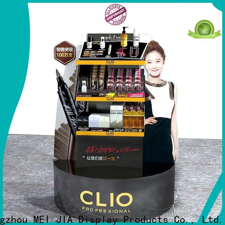 MEI JIA Display customized acrylic makeup display factory for shop
