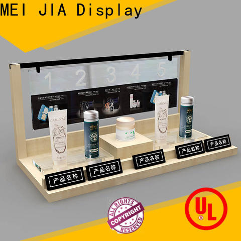 High-quality makeup display cabinet try supply for shoppe