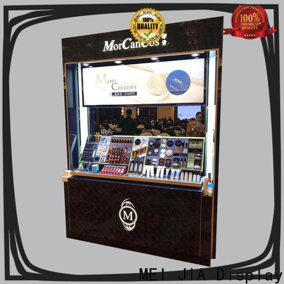 MEI JIA Display counter cosmetic product display factory for shoppe