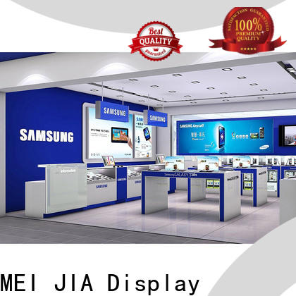 MEI JIA Display Wholesale mobile display counter company for shoppe
