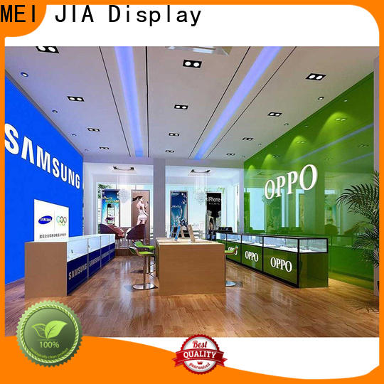 MEI JIA Display New cell phone display case company for shop