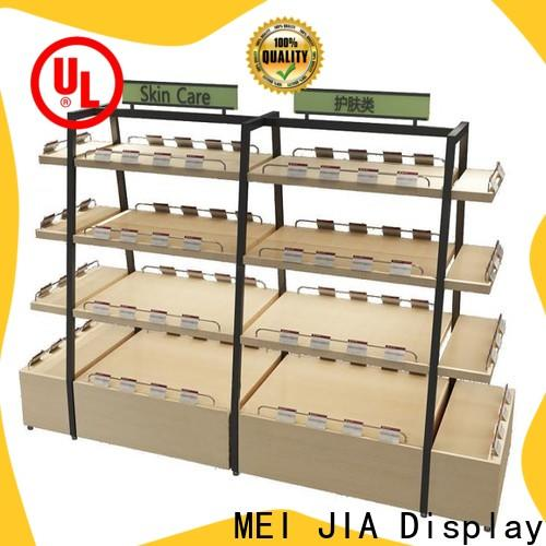 MEI JIA Display retail display shelve suppliers for retail store
