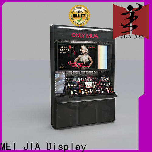 MEI JIA Display acrylic cosmetic product display supply for shop
