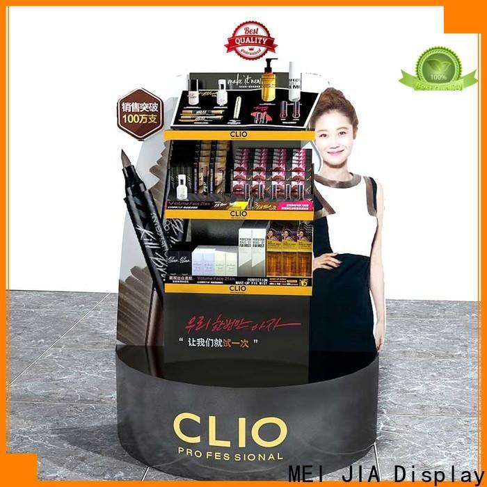 MEI JIA Display Top makeup retail display manufacturers for shoppe
