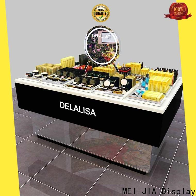 MEI JIA Display shelf retail makeup display stand supply for exclusive shop