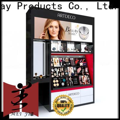 MEI JIA Display artdeco acrylic makeup holder manufacturers for shop