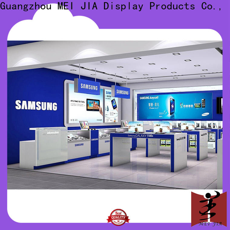 MEI JIA Display High-quality cell phone display case for business for exclusive shop