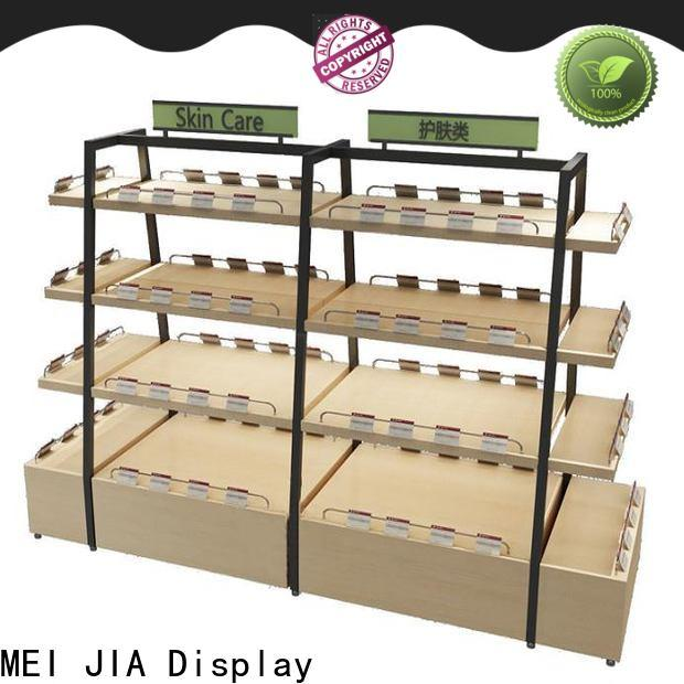 MEI JIA Display Custom product display shelf suppliers for retail store
