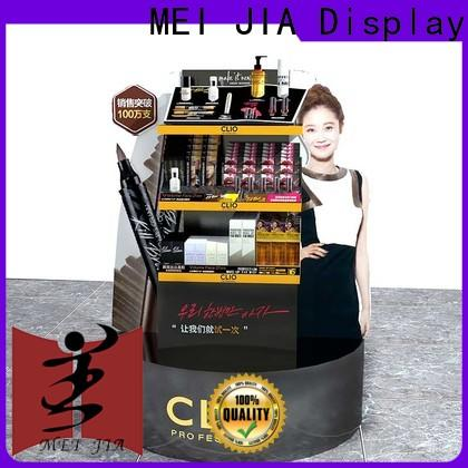MEI JIA Display Latest cosmetic display cabinet manufacturers for exclusive shop