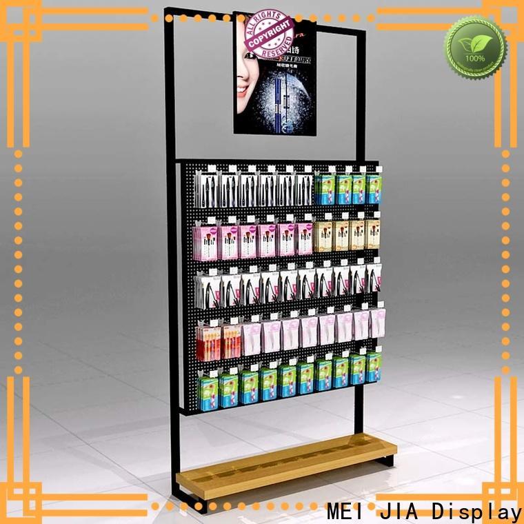 Top acrylic makeup holder backside company for shoppe