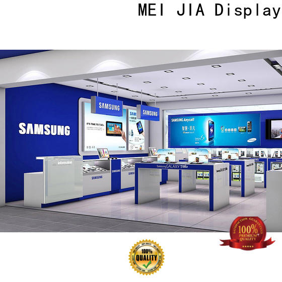 Top mobile phone counter table manufacturers for shop