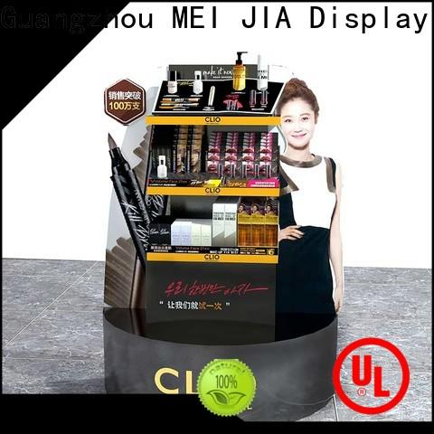MEI JIA Display New cosmetic display cabinet supply for showroom