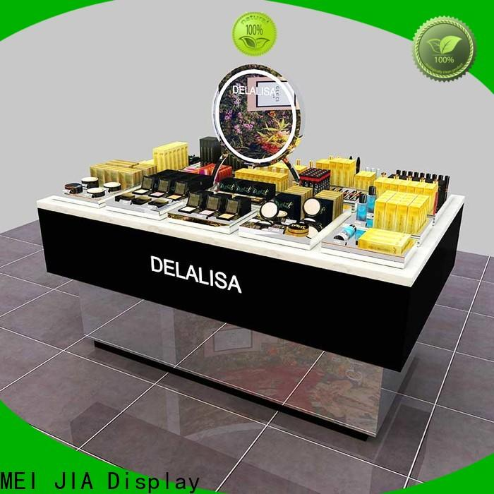 MEI JIA Display Custom makeup display cabinet company for shop