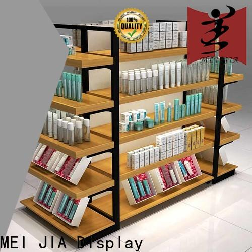 MEI JIA Display makeup makeup display stand manufacturers for exclusive shop