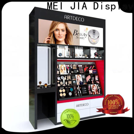 High-quality retail makeup display stand out suppliers for shop