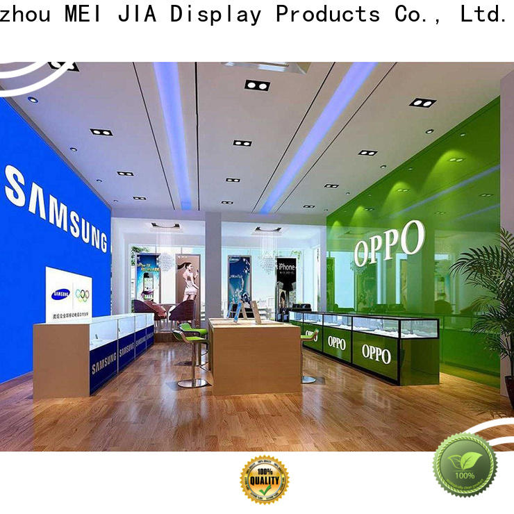 MEI JIA Display High-quality cell phone display case supply for showroom