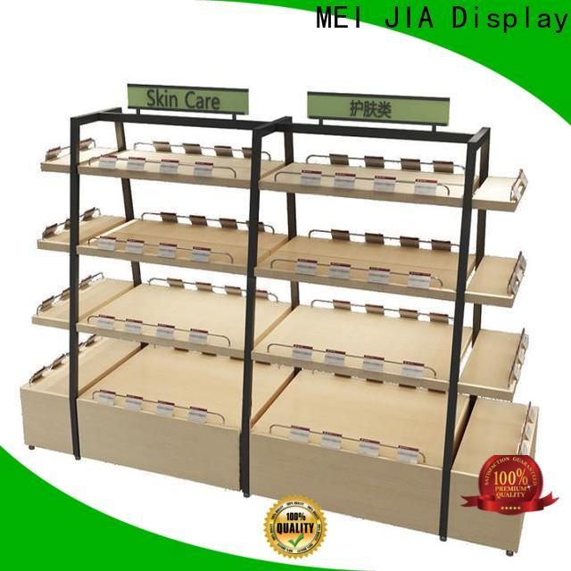 MEI JIA Display High-quality product display shelf factory for retail shop