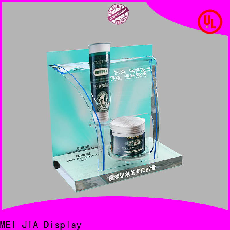 MEI JIA Display Latest cosmetics acrylic display for business for counter