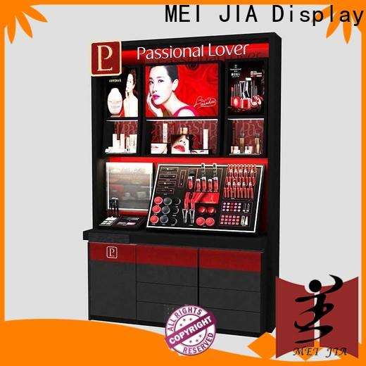 MEI JIA Display stand cosmetic display cabinet factory for exclusive shop