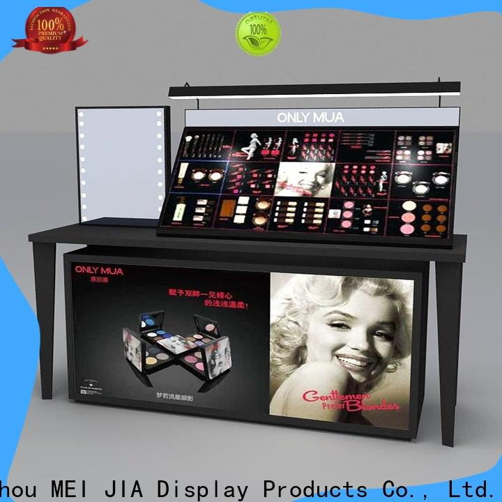 MEI JIA Display care cosmetics acrylic display suppliers for shoppe
