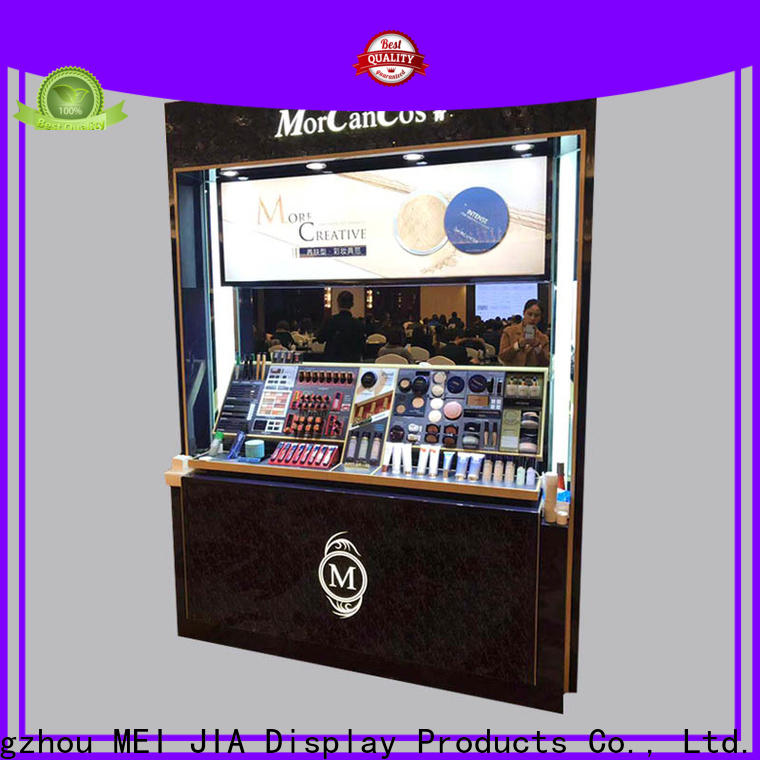 Top cosmetic display cabinet skin manufacturers for shop
