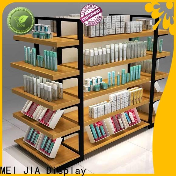 MEI JIA Display beauty cosmetic display cabinet supply for shop