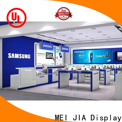 Best cell phone display case phone supply for store