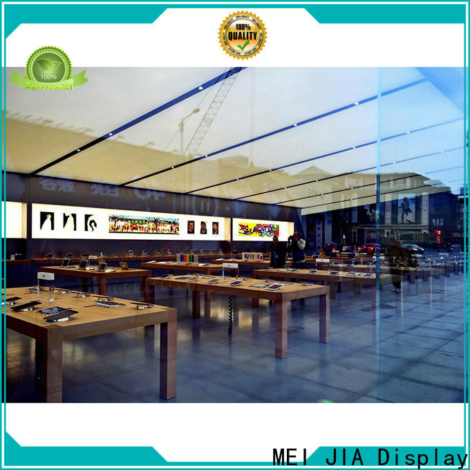 MEI JIA Display desgin mobile phone counter company for shop