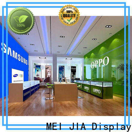 MEI JIA Display Top mobile phone counter factory for counter
