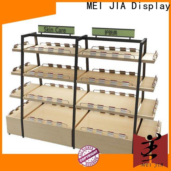 MEI JIA Display retail display shelve factory for retail shop
