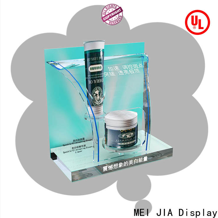 Wholesale retail makeup display stand artdeco for business for exclusive shop