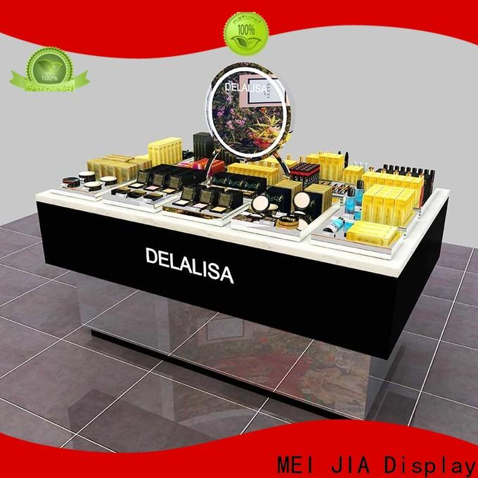 Top makeup display stand table for business for store